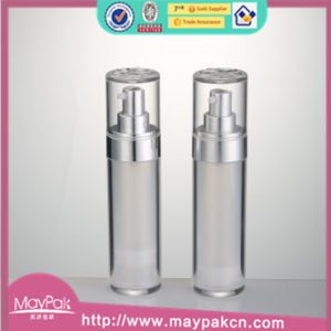 UV pump makeup containers cream bottle