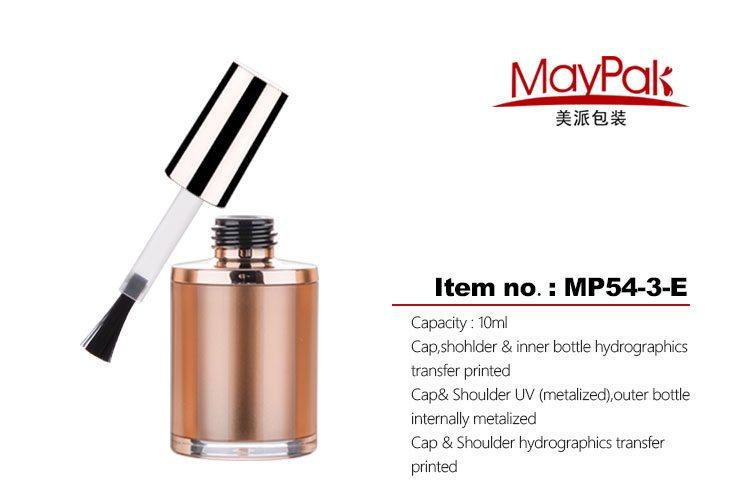 high level nail polish gel bottle 10ml