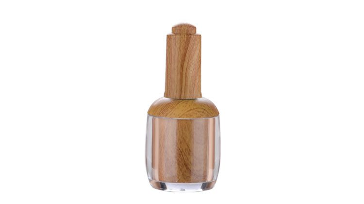 qute nail polish bottle acrylic 10ml