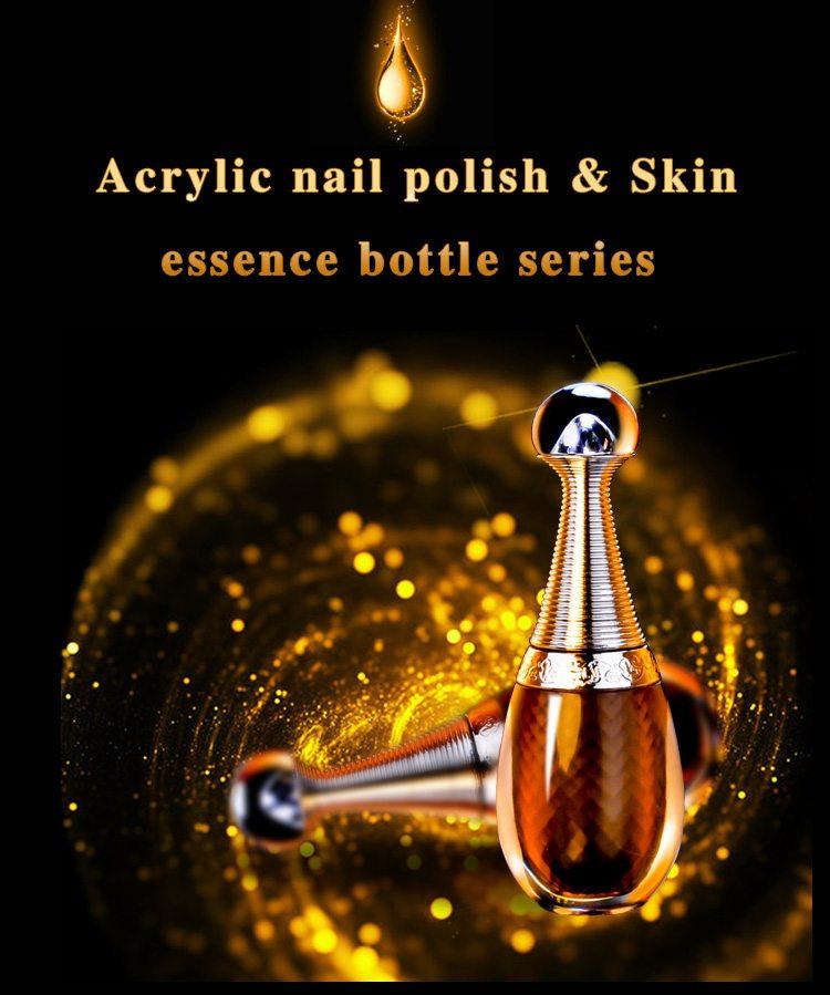 nail polish oil bottle empty 10ml custom