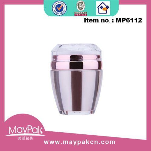 Plastic Jam Cream Jar