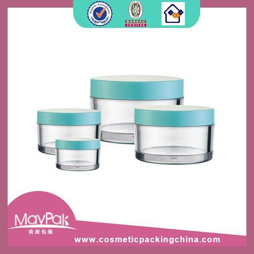 Plastic PETG Cream Jar Factory