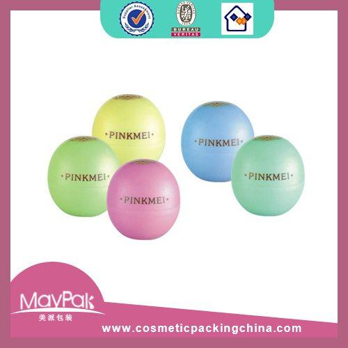 Plastic Ball Lip Balm Factory