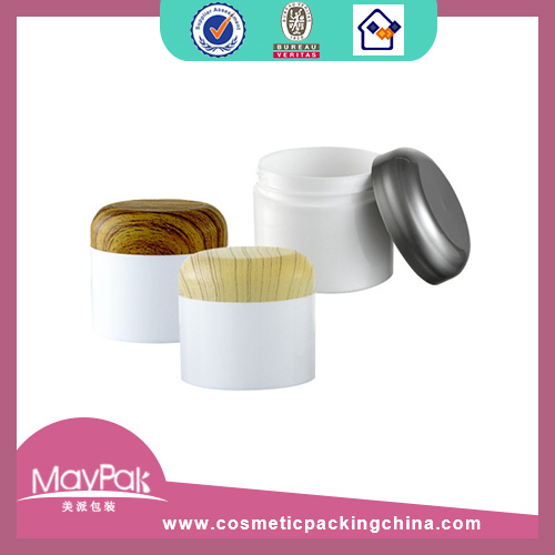 Plastic Rounded Cosmetic Jar Factory