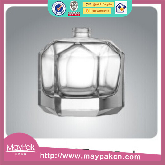 75ml cosmetic empty glass bottle