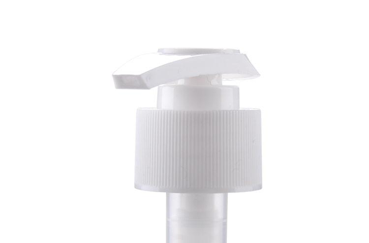 Flat Cosmetic Bottles Pump