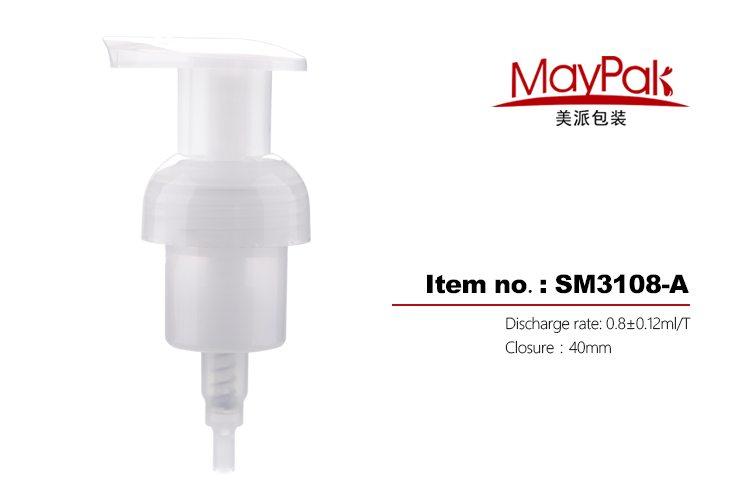 Foam Bottle Pump Plastic