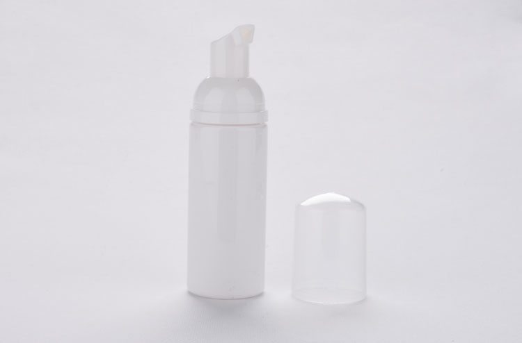 Cylinder Foam Pump Cap Bottles
