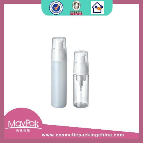 Airless Cleanser Overcap Bottles