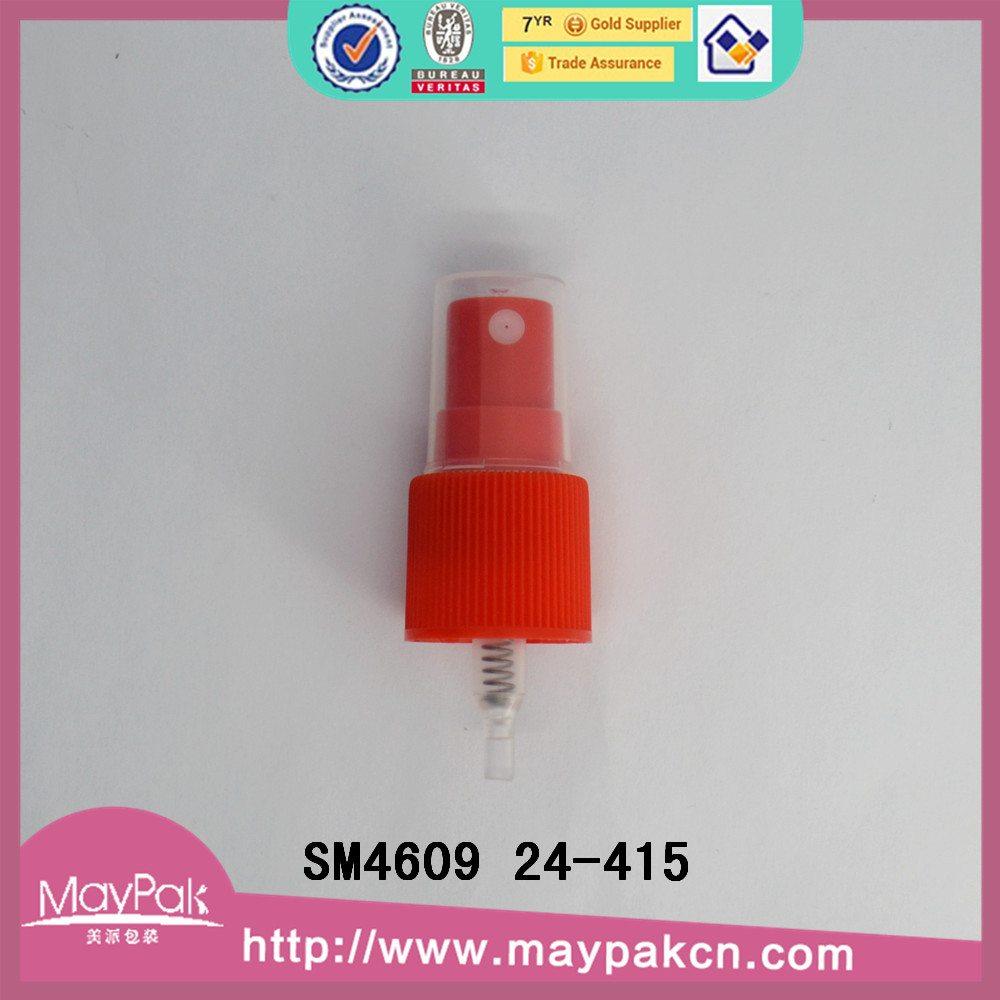 Plastic mister spray gel pumps
