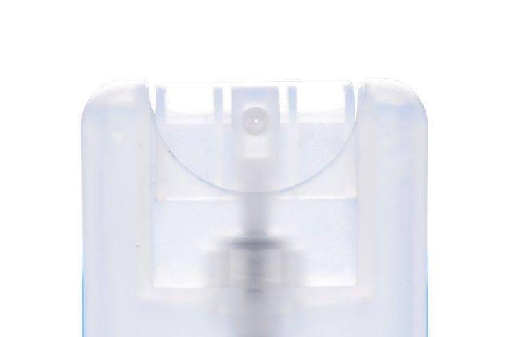 Portable mini 12ml card spray bottle