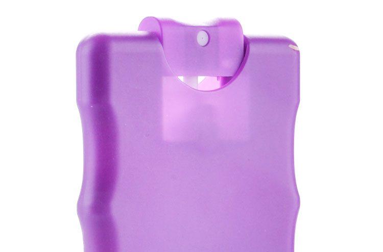 20ml empty credit card shape spray bottle
