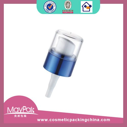 18mm treatment cream pump UV