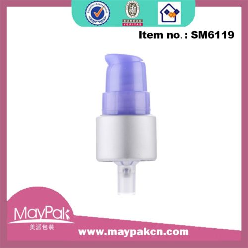 private customed 20mm treatment cream pump