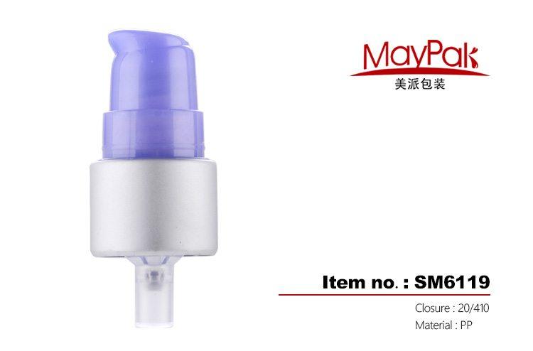 private customed 20mm treatment cream pump