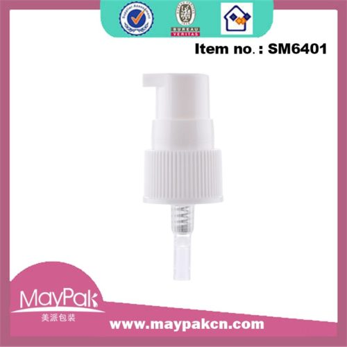 full cap pp plastic 20mm treatment cream pump