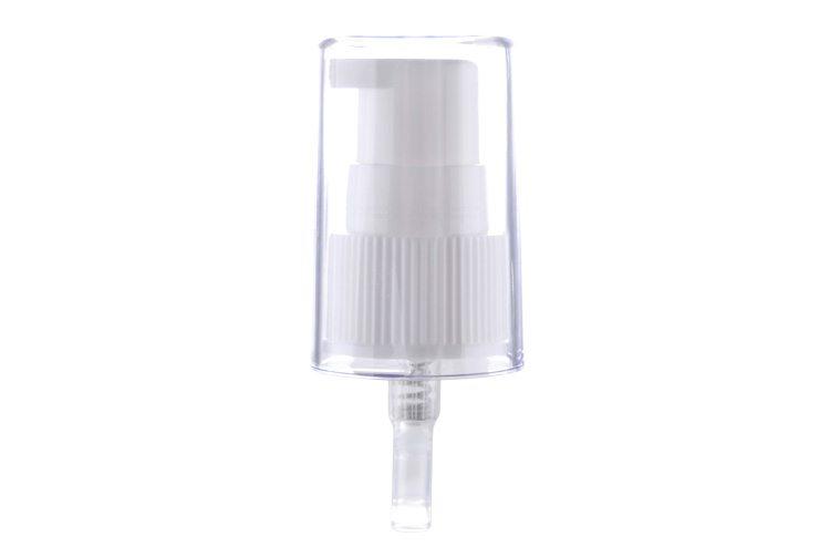 full cap pp plastic 20mm treatment cream pump