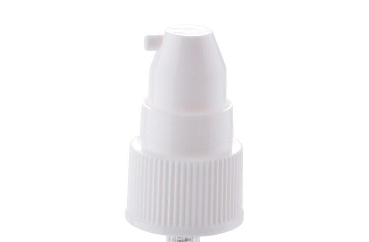 white pp plastic treatment pump 20mm