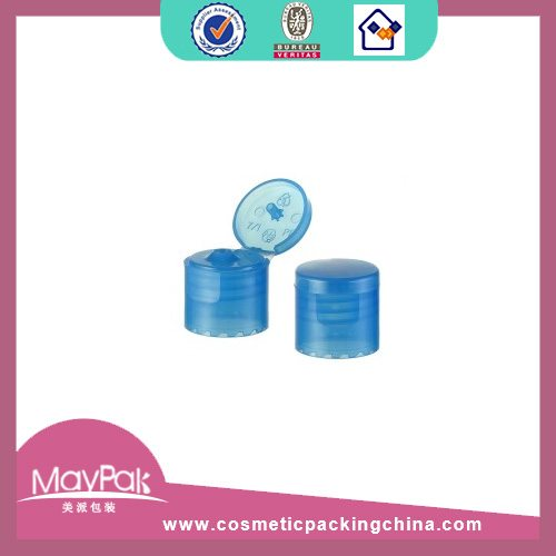 Plasitc screw bottle cap