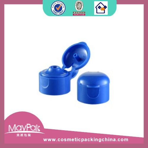 Plastic flip cap