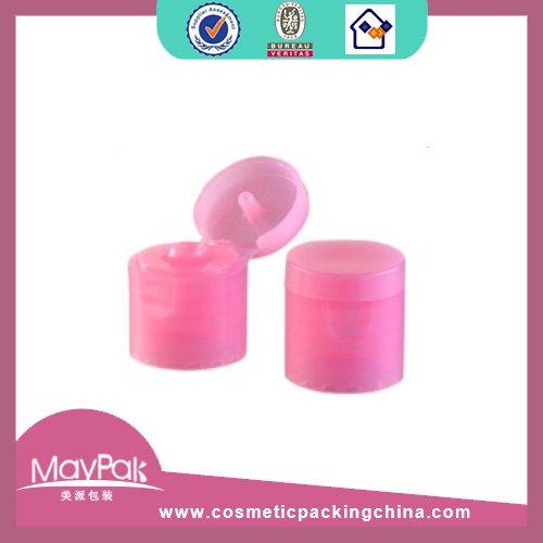 Plastic pink cap