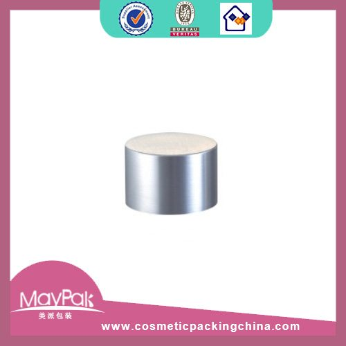 Aluminum round screw cap