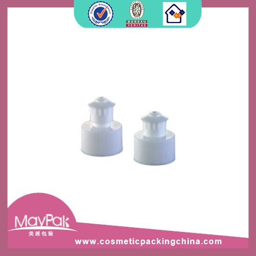 24mm Push Pull White Cap