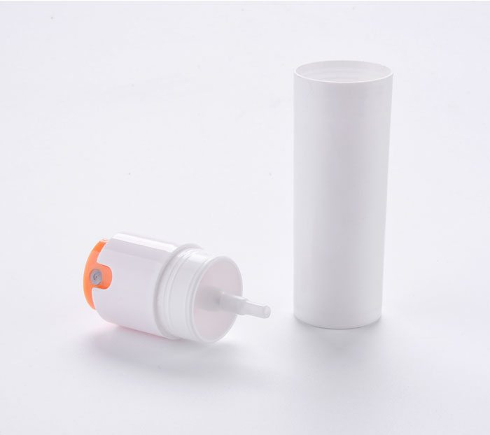 plastic perfume spray bottle