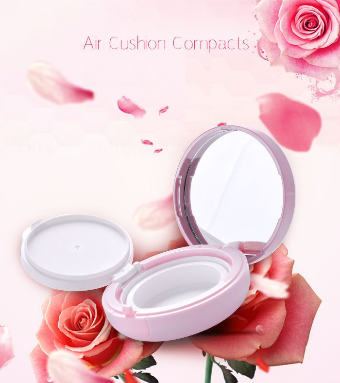 BB air cushion cosmetic cream case makeup container