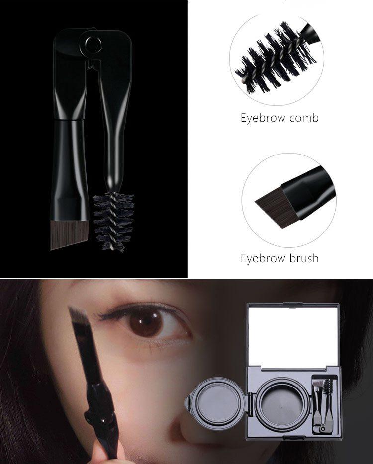 Empty Cosmetic Compact Eye Shadow Empty Brand