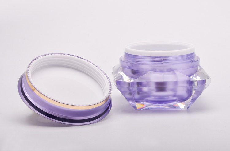 Diamond Cream Jar Factory