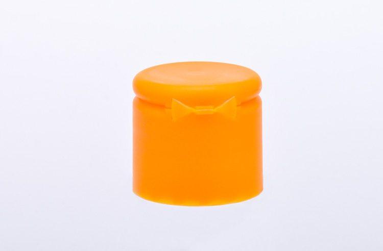 Plastic small bottle cap
