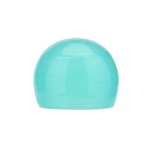 Plastic ball shape cap