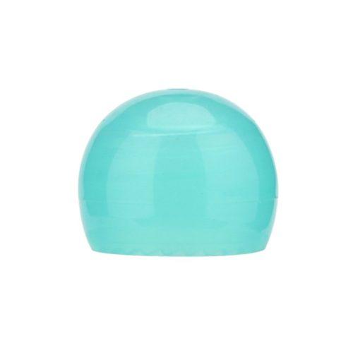 Plastic ball shape cap