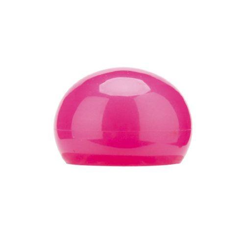 Plastic round screw cap