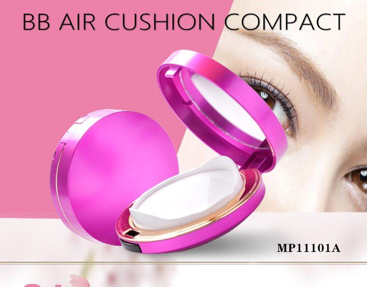 empty air cushion compact powder case