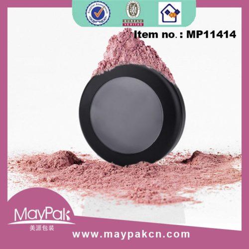 cosmetic plastic loose powder jar