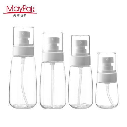 100ml Clear Empty Lotion Bottle