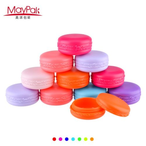 10g various cosmetic cream jar