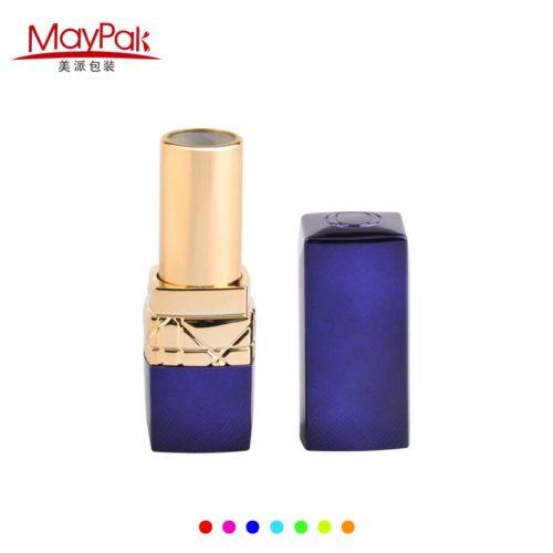 cosmetic 3.9g plastic lipstick tube