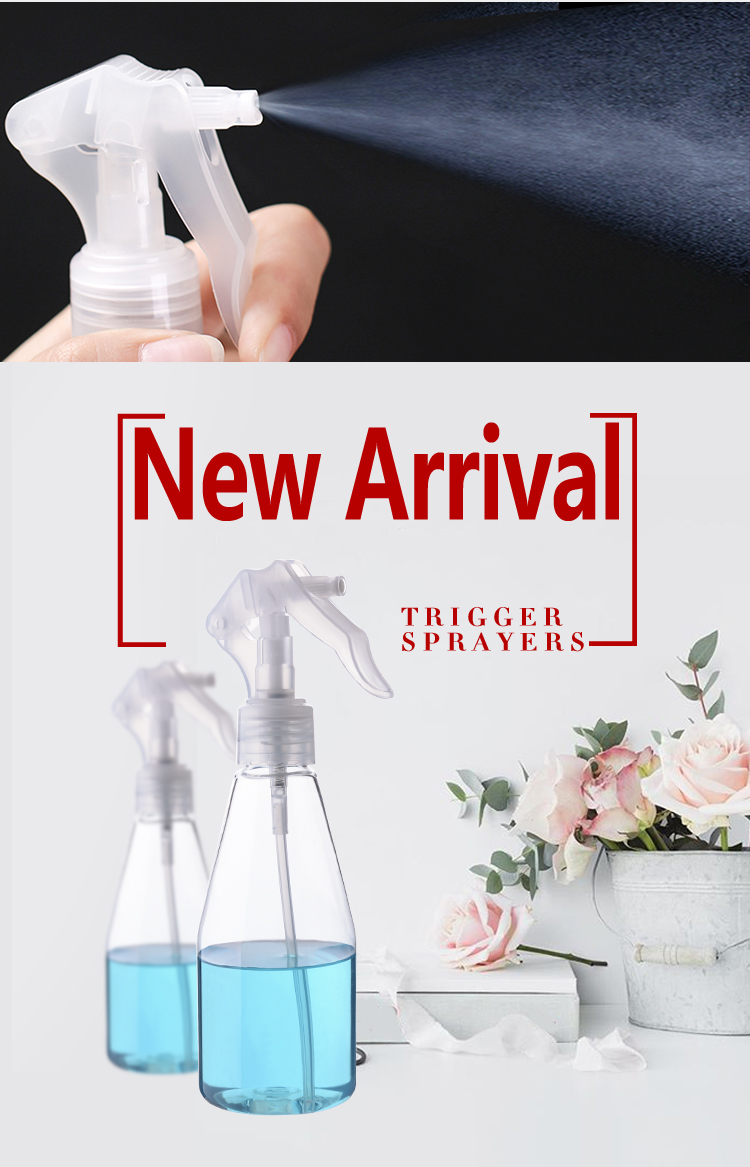 Plastic output 0.3ml mini trigger sprayer
