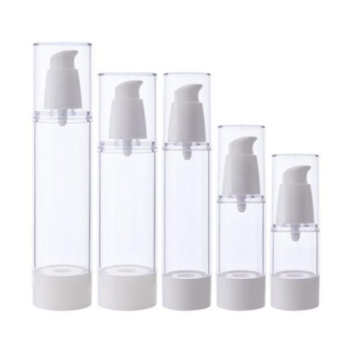 100ml PP pump airless bottle