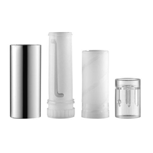 silicone oil lipstick tube plastic cartridge core