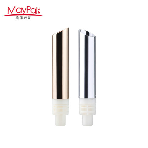 plastic cosmetic lipstick container cartridge core