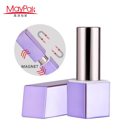 mini slim magnetic lipstick case