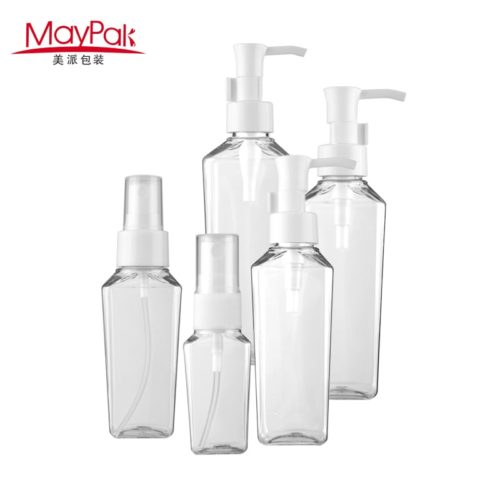 200ml 250ml PET plastic bottle