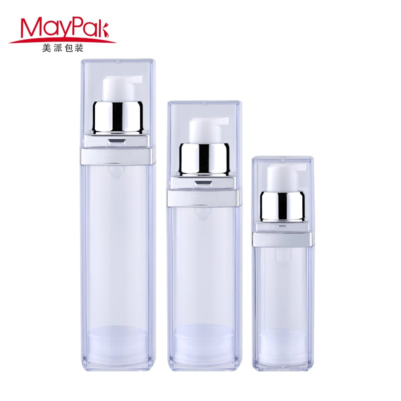 Airless Plastic Pump Bottle