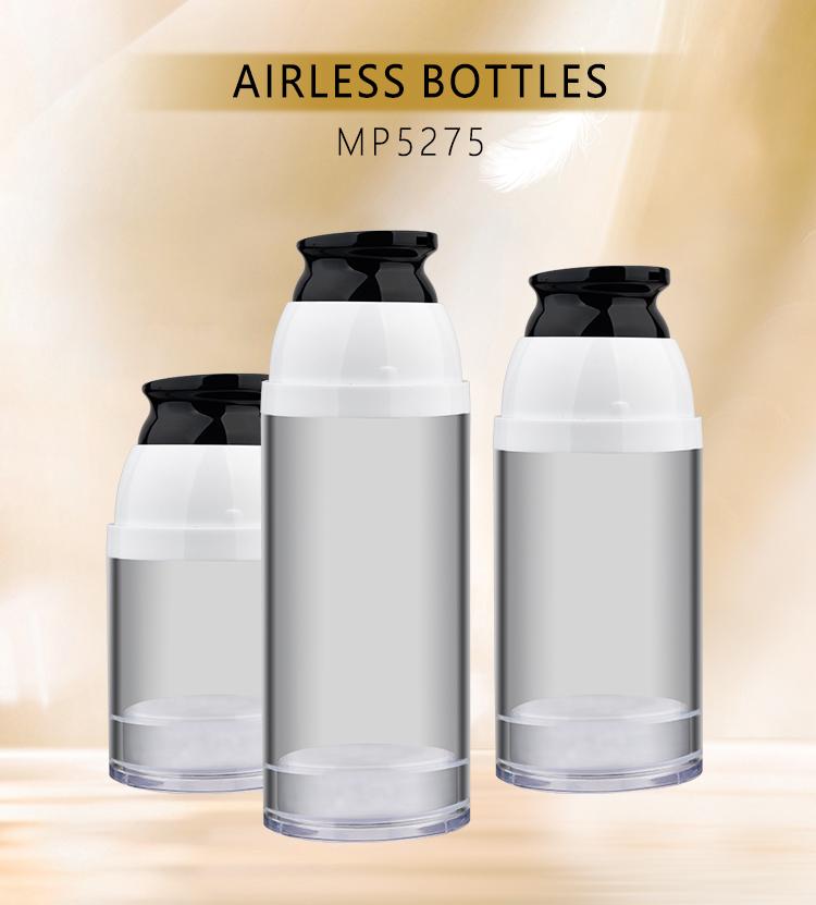 80ml 110ml airless pump bottle
