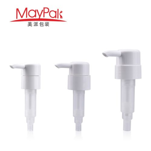screw plastic switch lotion pump