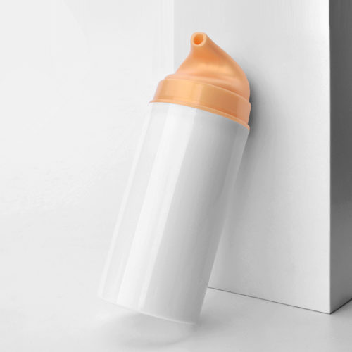 PP airless pump plastic bottle